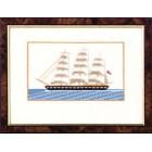 Zeilboot driemaster