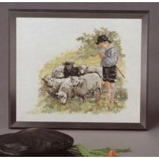 De kleine schaapherder