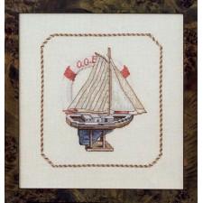 Zeilboot en reddingsboei 1