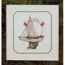 Zeilboot en reddingsboei 2
