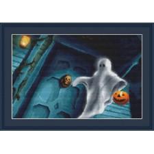 Bezoek van een spook - Ghostly Visitor