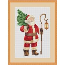 Verlichte Santa - Lamplit Santa