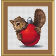 Decoratieve Eekhoorn - Decoration Squirrel