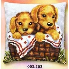 2 Retriever puppies