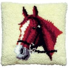 Knoopkussen paardenhoofd
