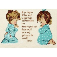 Biddende kinderen (Nederlands)