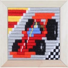 Kinderpakket Raceauto