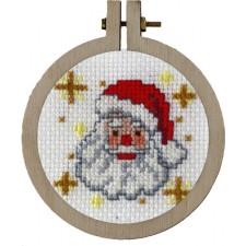 Kerstboomdecoratie: kerstman