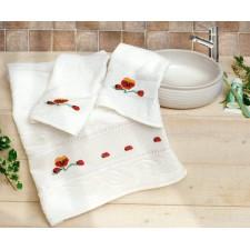 Handdoek lieveheersbeestje - Ladybird Towel - Marienkäfer Handtuch