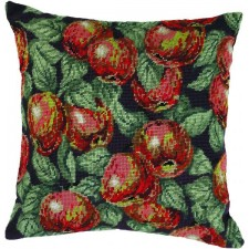 Appels (canvas cushion apples)