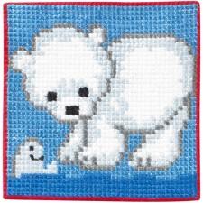 Kinderpakket ijsbeer - Child,kit Polar bear - Kinderpackung Eisbär