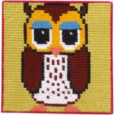 Kinderpakket uil - Childrens kit Owl - Kinderpackung Eule