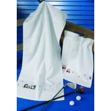 Handdoek golf