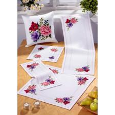 Tafellopertje bloemen - Flowers