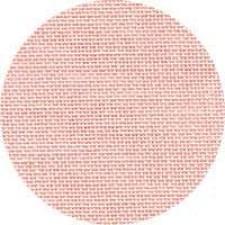 Aïda 5,4 st/cm 14 Pastel roze - A touch of Pink (DMC 818)