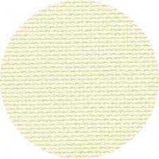 Aïda 5,4 st/cm 14 Pastel geel - A touch of Yellow (DMC 746)