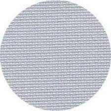 Aïda 5,4 st/cm 14 Pastel grijs - A touch of Grey (DMC 415)