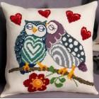 Kussen uilen - Dear Owls