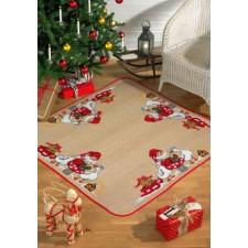 Kerstman met ganzen - Santa Claus