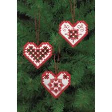Hardanger heart redx3