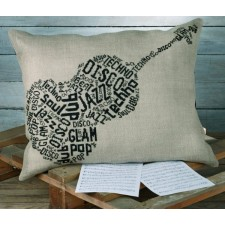 Contrabass pillow
