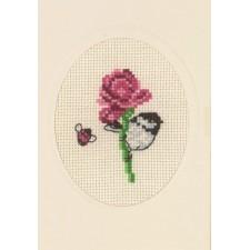 Flowercard rose
