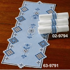 Napkinrings blue