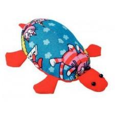 Speldenkussen schildpad