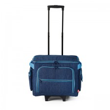 Sewing machine trolley denim