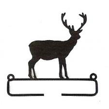 (OP=OP) Decobeugel hert 11cm