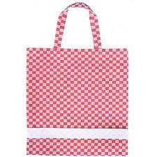 Tas rood/wit