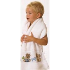 Handdoek babywit