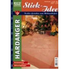 (OP=OP) Hardanger Stickidee kerst no.5