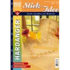 Hardanger Stickidee no.10