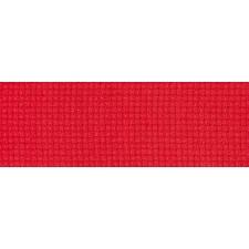 Aïdaband rood 4cm