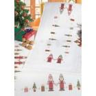 (OP=OP) Tafelkleedje: kerstkinderen