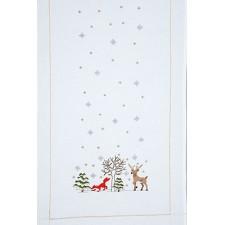 Kerstlopertje Winterwoud met dieren