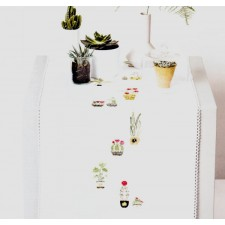 Tafellopertje cactussen