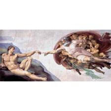 The Creation of Adam - Michelangelo Buonarroti