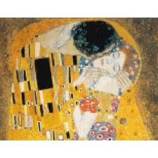 The Kiss (detail) - Gustav Klimt