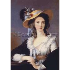 Duchesse de Polignac - Marie Louise Elisabeth Vigee-Le Brun