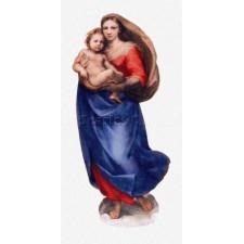 The Sistine Madonna (detail) -Raphael