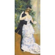 Dance in the City - Pierre Auguste Renoir