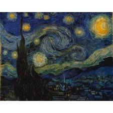 Starry Night (smaller) - Vincent Van Gogh