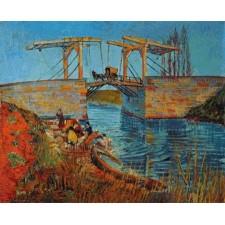 The Bridge at Langlois - Vincent Van Gogh