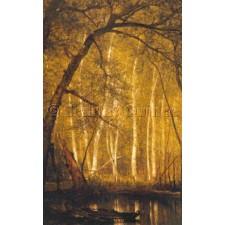 The Old Hunting Grounds - Worthington Whittredge
