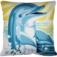 Kussen Dolfijn - Le dauphin