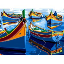 Luzzu (Maltese boot)