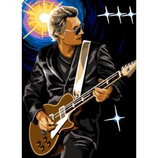 Rockgitarist (Johnny Hallyday) - Rock and roll