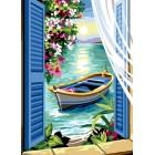 Boot door venster - De la fenetre